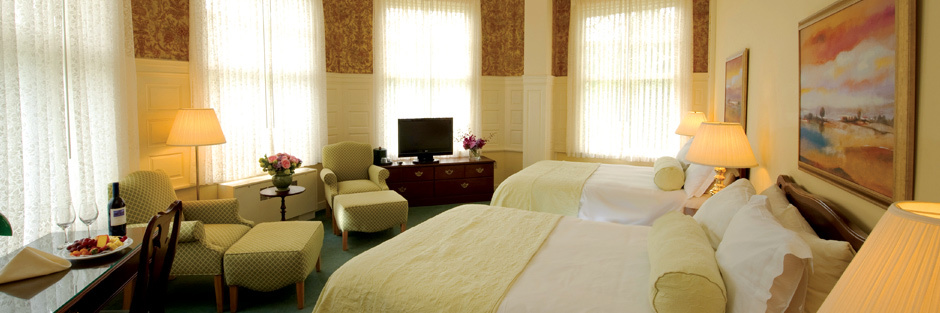 The Superior Resort Double Room