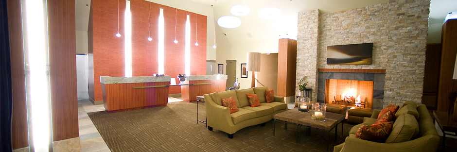 Lounge and reception