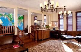 Portland Regency lounge